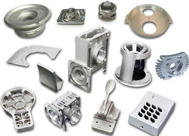 精密五金加工产品的常见表面处理方式