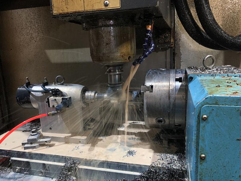 CNC精密加工切削液