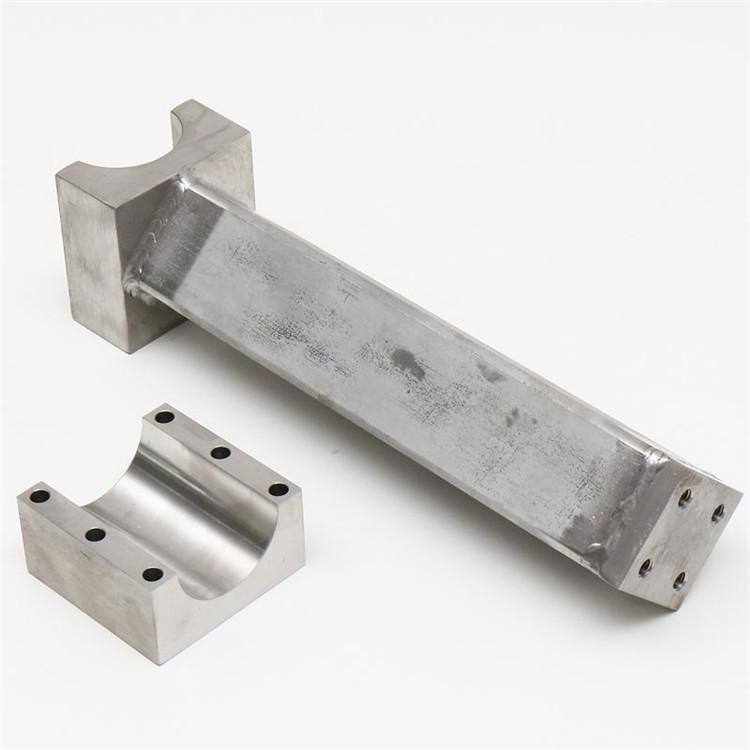 精密加工不锈钢搅拌臂配件