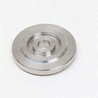精密加工不锈钢泵体保护盖配件