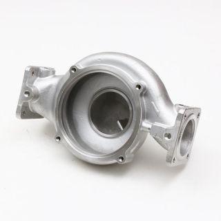 不锈钢涡轮泵壳精密加工