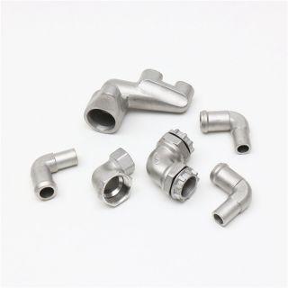 精密加工合金钢连接管件