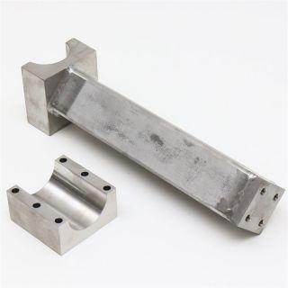 精加工不锈钢搅拌臂配件
