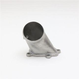 精密加工不锈钢牛角管接头