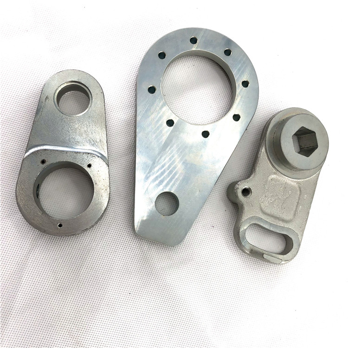 精密加工碳钢控制块