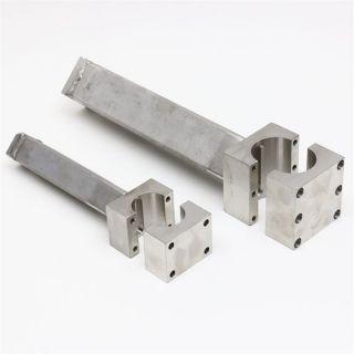 精密加工不锈钢机械臂主体及配件
