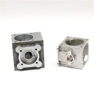 精密加工铝热铸阀门配件