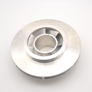 精加工不锈钢叶轮